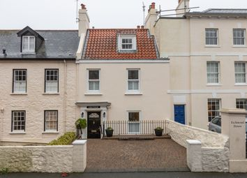 Thumbnail 3 bed terraced house for sale in Queens Road, St. Peter Port, Guernsey