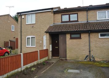 Thumbnail 1 bedroom town house to rent in Luccombe Drive, Alvaston, Derby