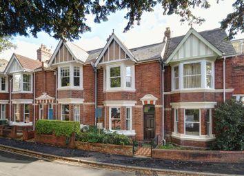 3 bed terraced house for sale in St. Leonards Road, St. Leonards, Exeter EX2