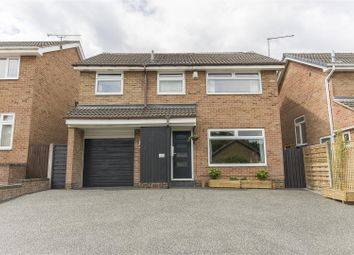 Thumbnail 4 bed detached house for sale in Holbrook Close, Walton, Chesterfield