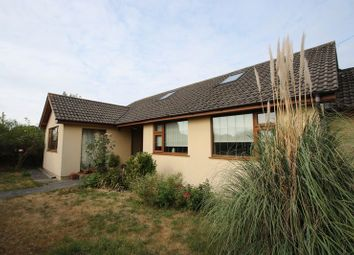 Thumbnail 4 bed detached house for sale in Kenn Road, Kenn, Clevedon