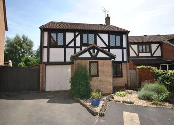 Thumbnail 4 bed detached house to rent in Tilesford Close, Shirley, Solihull