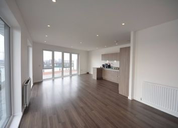 Thumbnail 3 bed flat to rent in Denyer Walk, Woolston, Southampton