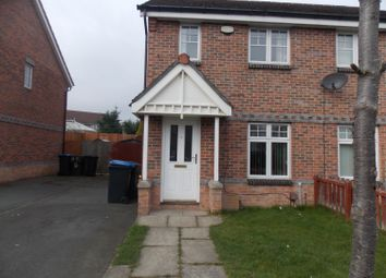 Thumbnail 2 bedroom semi-detached house to rent in Askham Close, Middlesbrough