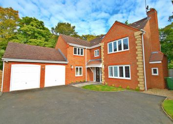 Thumbnail Detached house for sale in Aspens Way, Woodland Grange, Bromsgrove