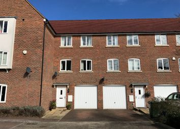 Thumbnail 4 bedroom town house for sale in Barberi Close, Littlemore, Oxford