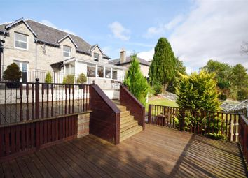 Thumbnail 7 bed property for sale in Ardvane, Lower Oakfield, Pitlochry
