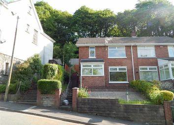 Thumbnail 2 bed semi-detached house for sale in Graig-Yr-Helfa, Pontypridd, Rhondda Cynon Taff