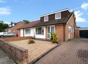 Thumbnail 4 bed semi-detached house for sale in Holmrook Road, Carlisle