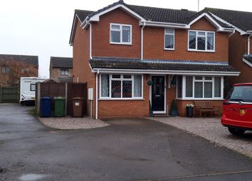 4 bed detached house for sale in Dragoon Drive, March PE15