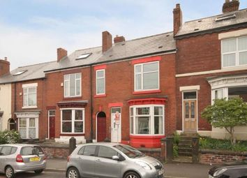 Thumbnail 4 bed terraced house for sale in Burcot Road, Sheffield, South Yorkshire