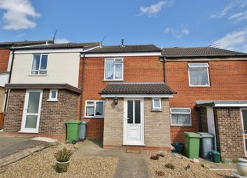 Thumbnail 3 bed terraced house for sale in Cedar Avenue, Spixworth, Norwich