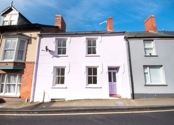 Thumbnail 4 bedroom terraced house to rent in Prospect Street, Aberystwyth