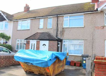 Thumbnail 2 bed terraced house for sale in Denison Road, Feltham