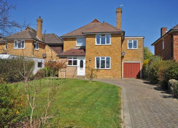 Thumbnail 4 bed detached house for sale in Hawthylands Crescent, Hailsham
