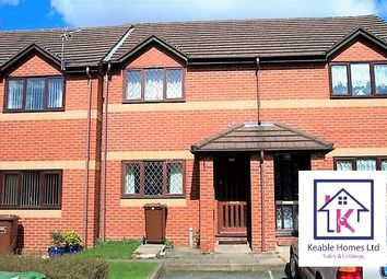 Thumbnail 2 bed town house to rent in Woottons Court, Stoney Croft, Cannock
