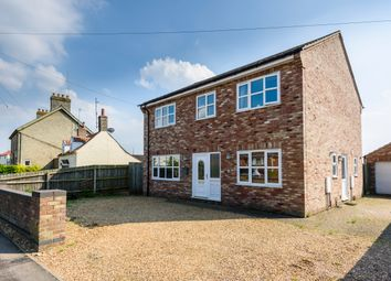 Thumbnail 4 bed detached house for sale in Newgate Street, Doddington, March