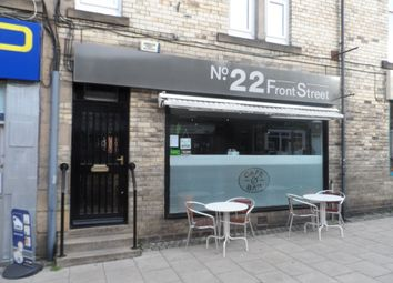 Thumbnail Restaurant/cafe for sale in Front Street, Prudhoe