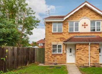 Thumbnail 2 bedroom end terrace house to rent in Rainsborough Way, York