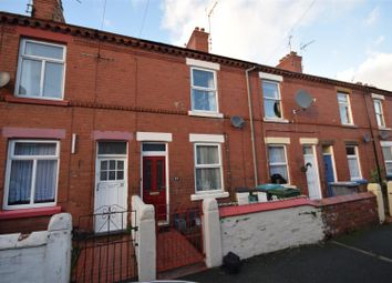 Thumbnail 2 bed terraced house for sale in Edward Street, Wrexham