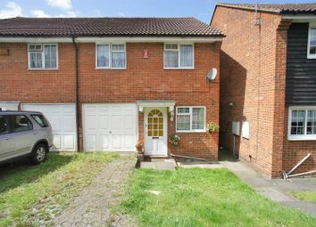 Thumbnail 3 bedroom semi-detached house for sale in Meadow Close, London