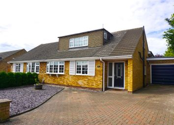 Thumbnail 4 bedroom semi-detached bungalow for sale in Ninesprings Way, Hitchin