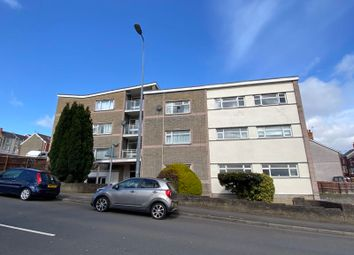 Thumbnail 1 bed flat for sale in Holton Road, Barry