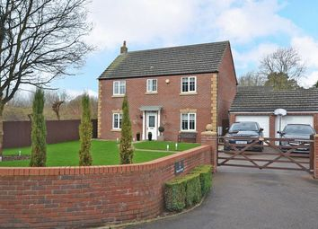 Thumbnail 4 bed detached house for sale in Stunning Executive House, Pencarn Avenue, Newport