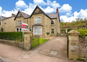 Thumbnail 3 bed semi-detached house for sale in New Road, Parkend, Lydney