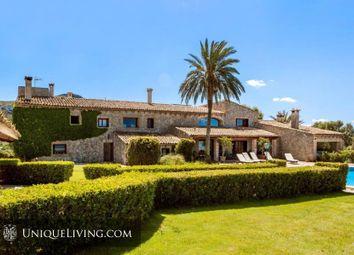 Thumbnail 8 bed villa for sale in Alcudia, Mallorca, The Balearics