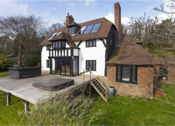 Thumbnail 4 bed detached house for sale in Charing Hill, Charing, Ashford, Kent