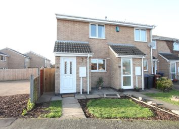 Thumbnail 2 bed end terrace house for sale in Bosworth Close, Hinckley