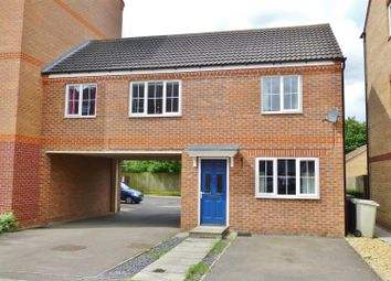Thumbnail 3 bedroom flat to rent in The Sidings, Oakham