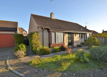 Thumbnail 2 bedroom detached bungalow for sale in Irwin Close, Reepham, Norwich, Norfolk.