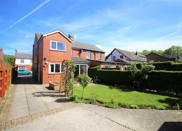 Thumbnail 3 bed semi-detached house for sale in Wembley Avenue, Penwortham, Preston