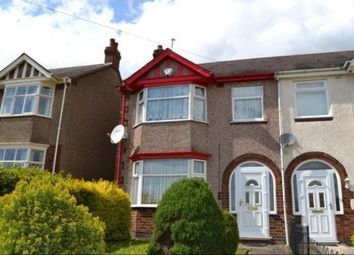 Thumbnail 3 bedroom end terrace house to rent in Ansty Road, Walsgrave