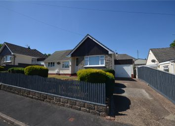 Thumbnail 3 bed bungalow for sale in Charter Close, Tiverton, Devon