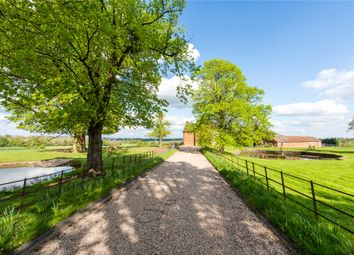 Thumbnail 4 bed detached house for sale in Elmley Lovett, Droitwich, Worcestershire