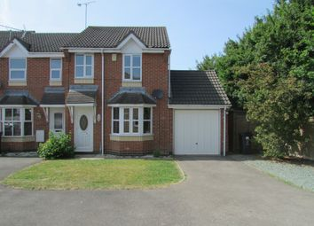 Thumbnail 3 bedroom semi-detached house to rent in Loveridge Close, Swindon