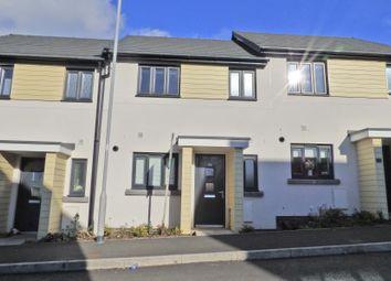 Thumbnail 2 bed terraced house for sale in Kilmar Street, Plymstock, Plymouth, Devon
