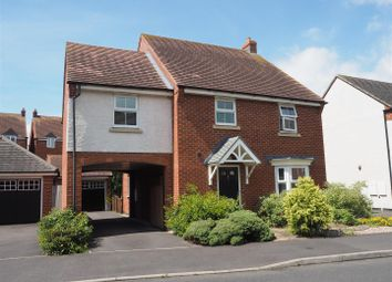 Thumbnail 4 bed detached house for sale in Johnsons Road, Fernwood, Newark