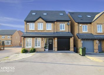Thumbnail 4 bed detached house for sale in Red Kite Avenue, Wath-Upon-Dearne, Rotherham, South Yorkshire