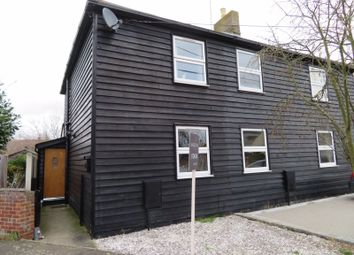 Thumbnail 2 bed semi-detached house for sale in New Road, Tollesbury, Maldon