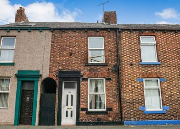 Thumbnail 2 bed terraced house for sale in Denton Street, Carlisle