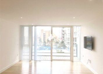 Thumbnail 2 bed flat to rent in Counter House, 5 Gauging Square, London