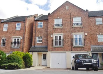 Thumbnail 4 bed end terrace house for sale in Monarch Way, Sovereign Park, York