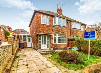 Thumbnail 3 bedroom semi-detached house to rent in Rivelin Park Crescent, Sheffield