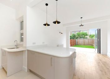 Thumbnail 3 bed terraced house for sale in Jersey Road, London