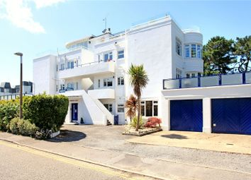 Thumbnail 3 bed flat for sale in Harbour Court, 2 Chaddesley Glen, Canford Cliffs, Poole, Dorset
