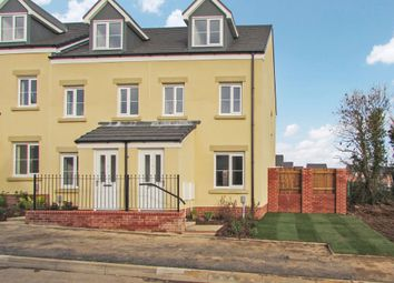 Thumbnail 3 bed property to rent in Ffordd Y Celyn, Coity, Bridgend